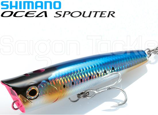 SHIMANO OCEA SPOUTER 150N - 21T