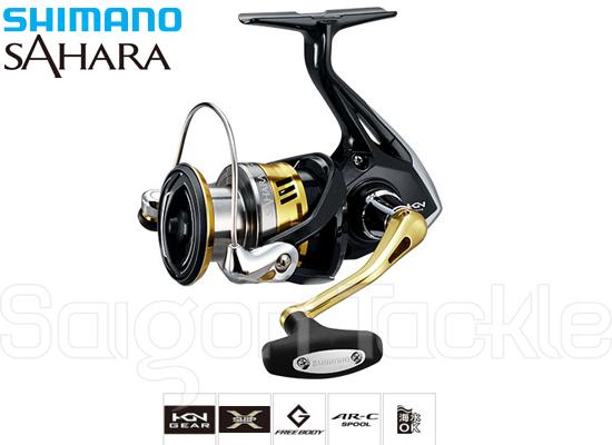 SHIMANO SAHARA C3000HG ( 2017 model )