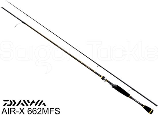 DAIWA AIR-X 662 MFS