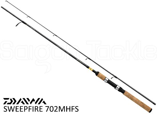 DAIWA SWEEPFIRE 702 MHFS