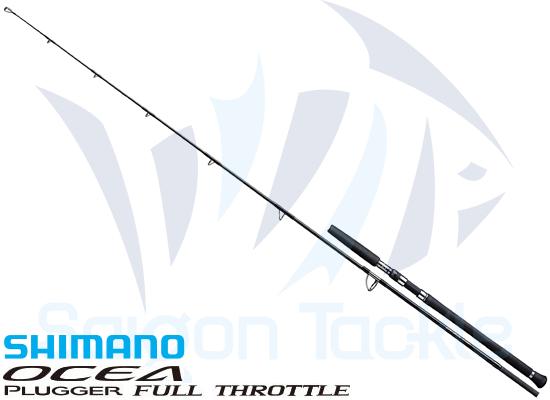SHIMANO OCEA PLUGGER FULL THROTTE S77M