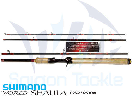 SHIMANO WORLD SHAULA 1652R-4 TOUR EDITION