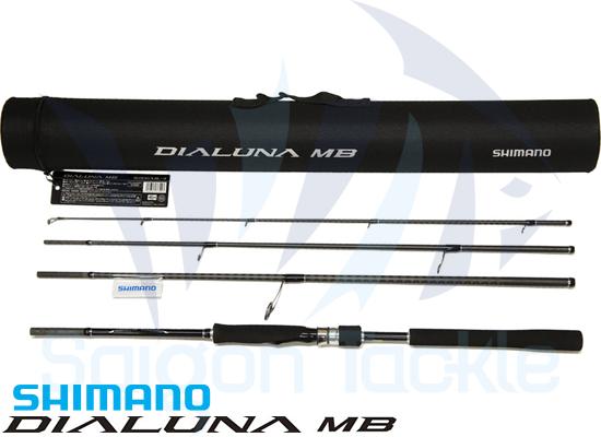 SHIMANO DIALUNA MB S900ML-4