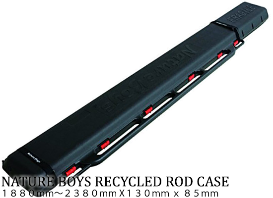 NATURE BOYS RECYCLE ROD CASE