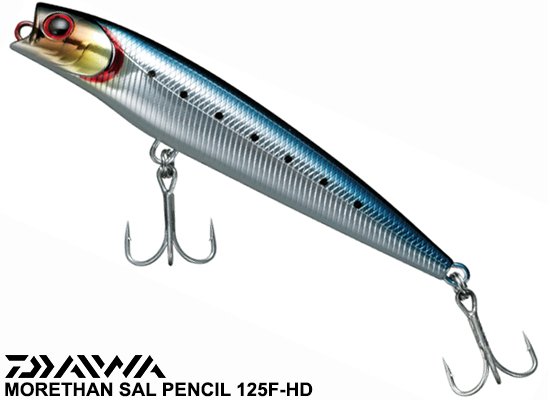 DAIWA MORETHAN SAL PENCIL 125F-HD
