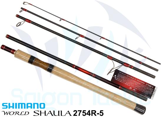 SHIMANO WORLD SHAULA 2754R-5 TOUR EDITION