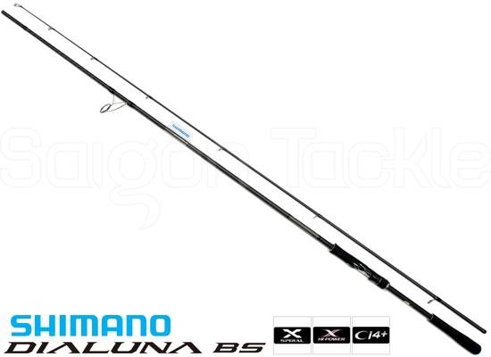 SHIMANO DIALUNA BS S710MH