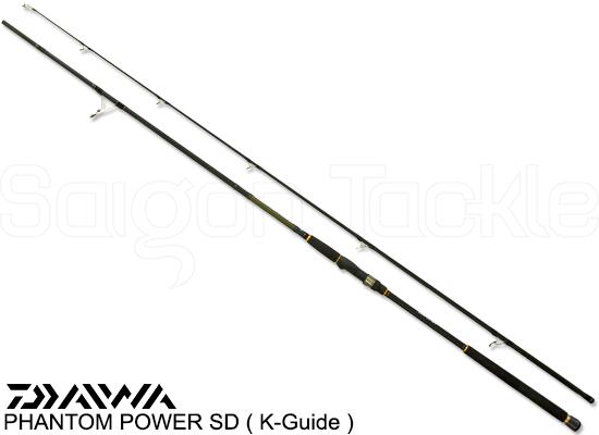 DAIWA PHANTOM POWER SD 1002MH