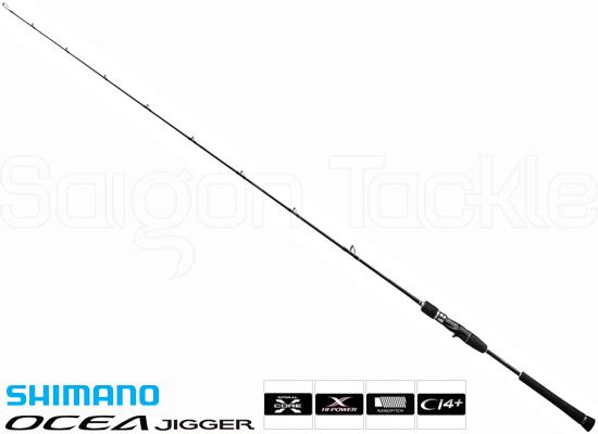 SHIMANO OCEA JIGGER B605 ( 2018 MODEL )