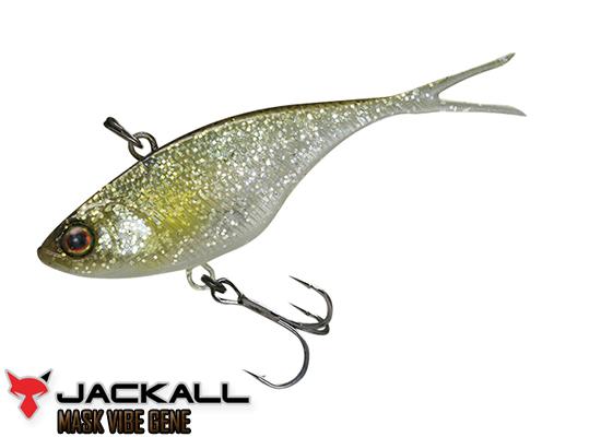 JACKALL MASK VIBE GENE 55 #5