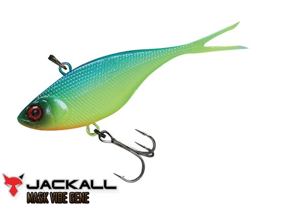 JACKALL MASK VIBE GENE 70 #6