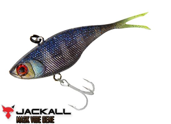 JACKALL MASK VIBE GENE 55 #13