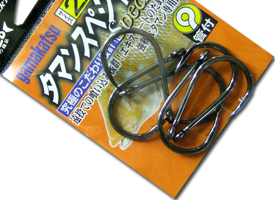 GAMAKATSU TAMAN SPECIAL 22 ( BLACK)