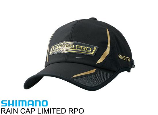 SHIMANO RAIN CAP LIMITED PRO