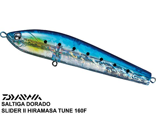 SALTIGA DORADO SLIDER HOLO CLEAR MAIWASHI - 160F