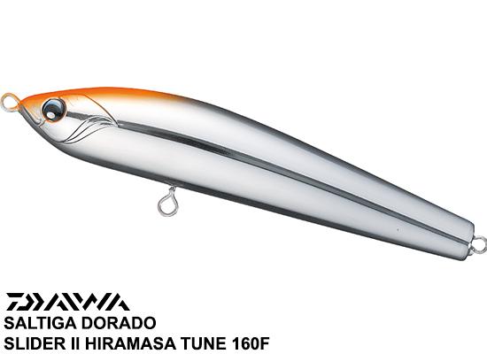SALTIGA DORADO SLIDER VISIBLE ORANGE - 160F