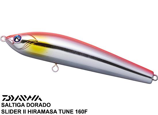 SALTIGA DORADO SLIDER PINK FLASH - 160F