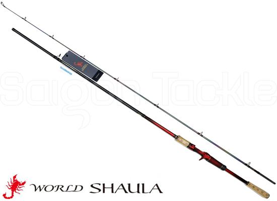 SHIMANO WORLD SHAULA 1704R-2 ( 2019 VERSION )