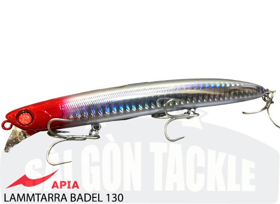 APIA LAMMATARRA BADEL 130 - RED HEAD
