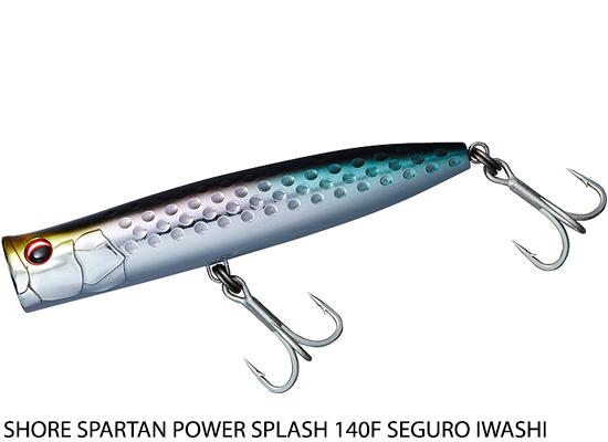 SHORE SPARTAN POWER SPLASH 140F SERUGO IWASHI