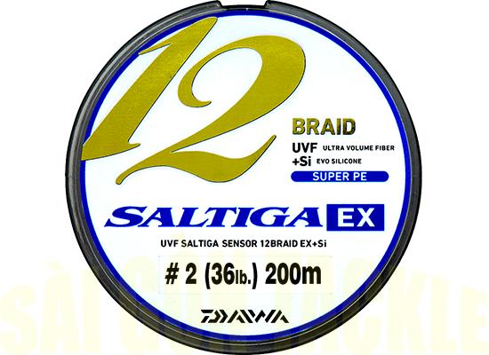 12 BRAIDS SUPER PE SALTIGA EX #2 - 200M