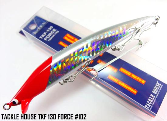 TACKLE HOUSE TKF-130 #102
