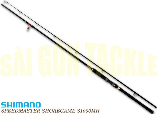 SHIMANO SPEEDMASTER SHOREGAME S1000MH