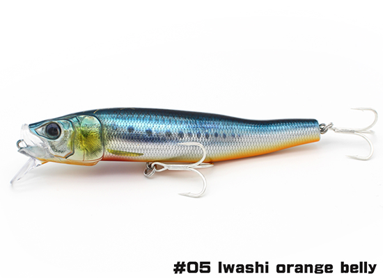 FORMA GLOSS 125 Fl - #05 ORANGE BELLY