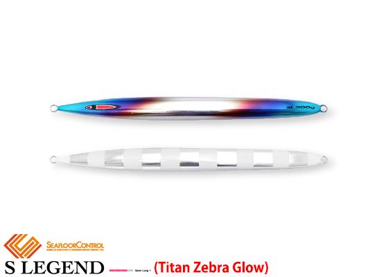 S-LEGEND 180G - TITAN ZEBRA GLOW