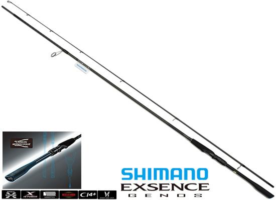 SHIMANO EXSENCE GENOS S97MH/F