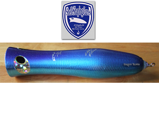 SHELL SHARPING LURE G2 TOP BLUE - 170Gam