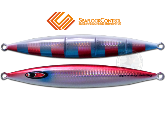 SEAFLOOR CONTROL SPUNKY RED SNAPPER SUPER GLOW LIMITED COLOR 420G