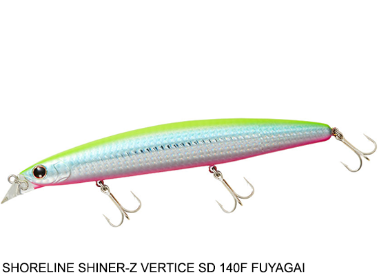SHORELINE SHINER-Z VERTICE SD(SLOW DRIVE)140F FUYAGAI