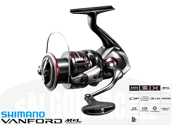 SHIMANO VANFORD MCL C3000XG