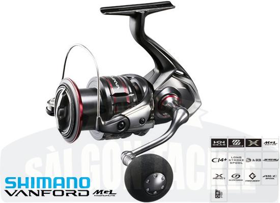 SHIMANO VANFORD MCL C50000XG