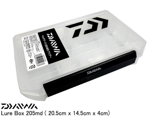 DAIWA LURE BOX 205MD