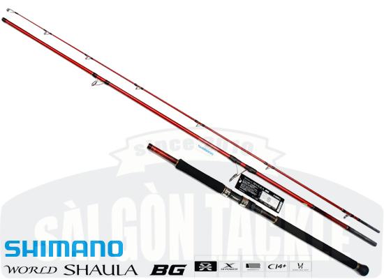SHIMANO WORLD SHAULA BG 21055R-3