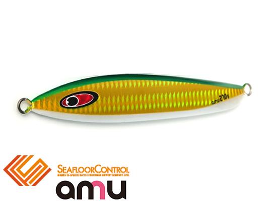 SEAFLOOR CONTROL AMU 210G - GOLD GREEN GLOW